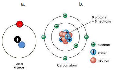 Neutral Atom - Structure of Atoms   TN Elektro
